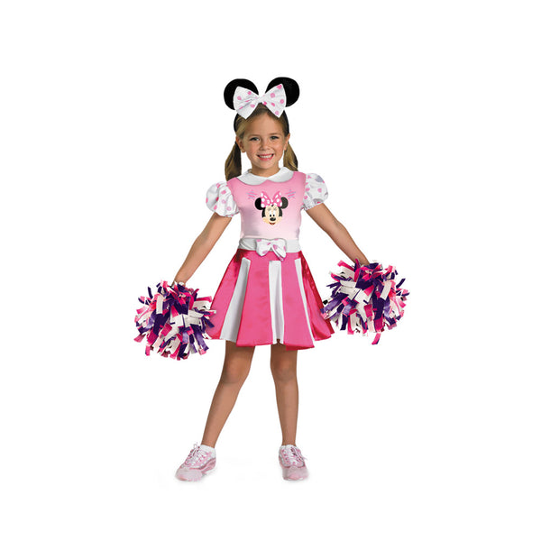 Minnie Mouse Halloween 2016 Cheerleader 2t for Girl