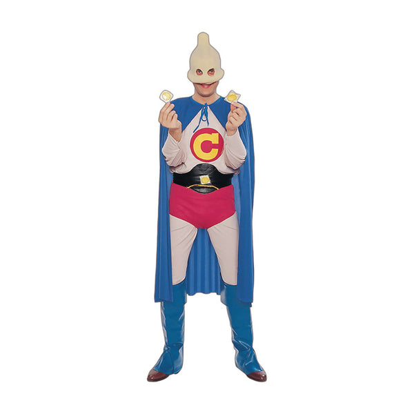 New Trendy Captain Condom Costume for Kids
