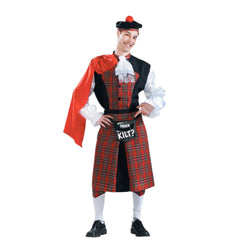 Trendy Morris Costumes Halloween 2016 Party Costume What'S Under The Kilt