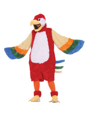 Best Selling Forum Novelties Halloween 2016 Party Creepy Scary Costume Parrot Mascot