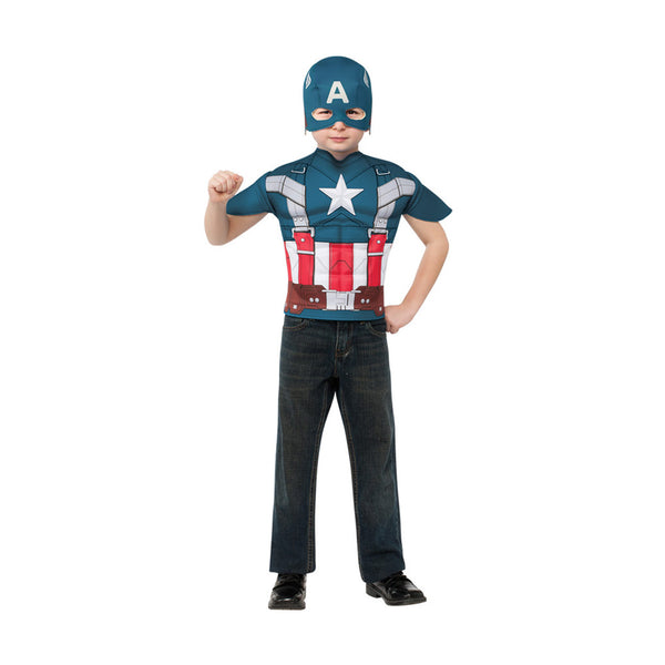 Best Seller Captain America Costuem for Child