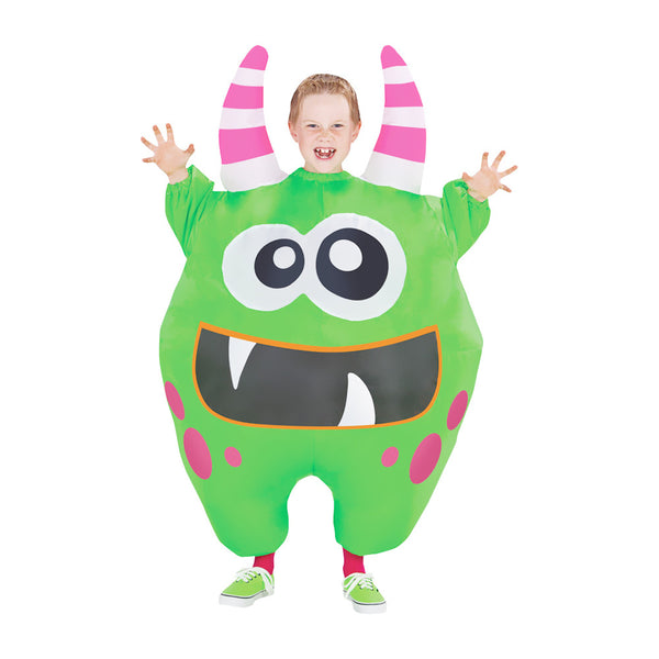 2016 New Arrival Inflate Scareblown Green for Child