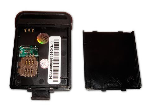 Security Surveillance GPS Tracking Device for Motorhome Safety