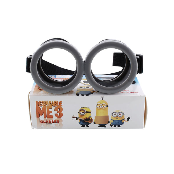 2016 Hot Sale Despicable Me Look Goggles Cute 3D Movie Glasses Minion Goggles RealD Universal Eyewear