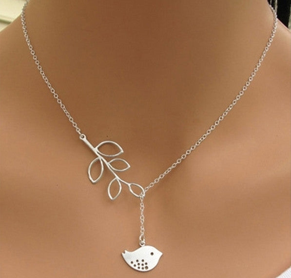 Hot Trendy Body Chain Steampunk Necklaces Simple Silver Infinity Lariat Bead Resin Chain Necklace Summer Style For Women N995A