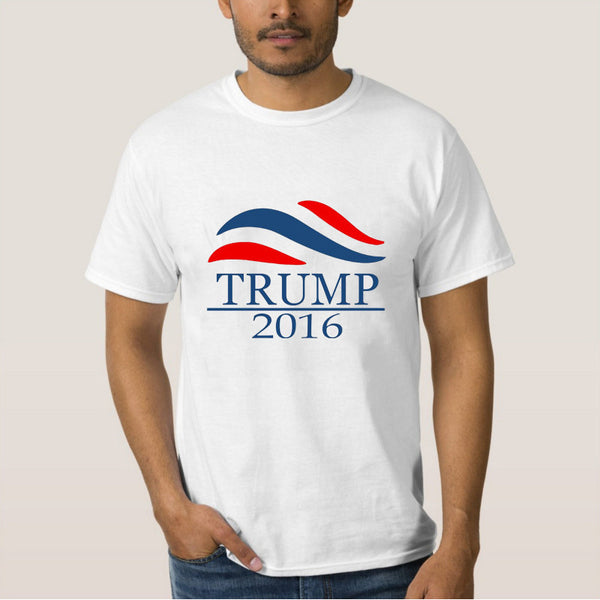 2016 Donald Trump for President USA Tops Tees for Men