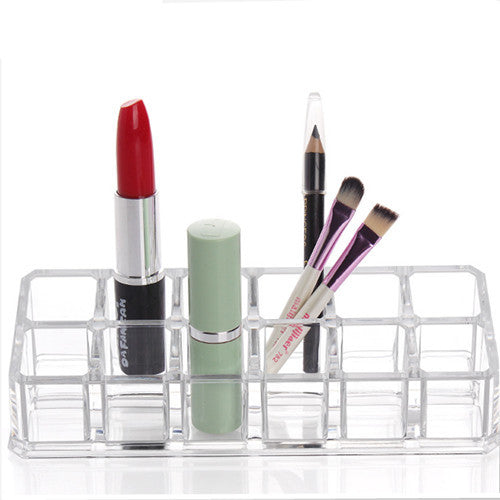 Acrylic Cosmetics Organizer Cabinet Box Clear Makeup Organizer Drawers Jewelry Storage