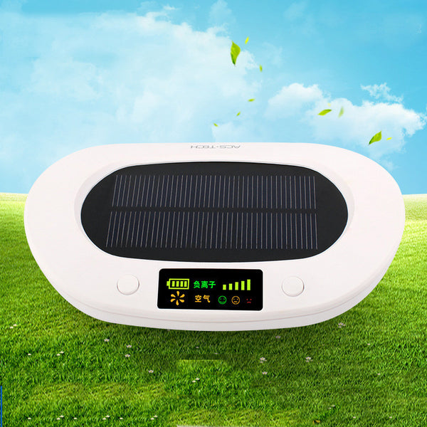 AS-1 USB 5V Air Purifier Oxygen Bar Air Purification Machine for Car & Bedroom Air cleaner