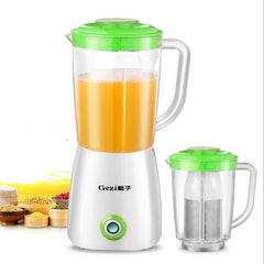 220V Multifunction Electric Juicer 1200ML Household 22000R/Min Meat Grinder Kitchen Food Processor Tool