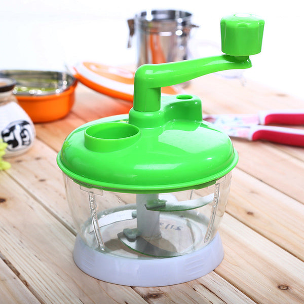 Free Shipping Multifunctional kitchen Food Processor Vegetable Chopper Slicer Fruit Meat Grinder Shredder