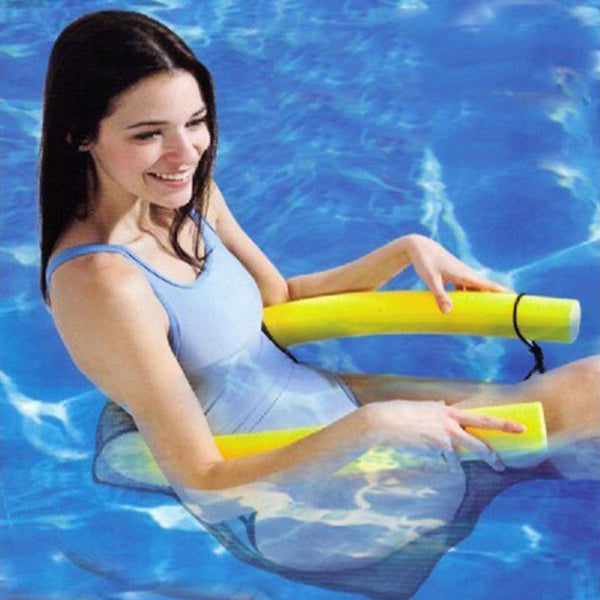 2017 New Novelty Bright Color Pool Floating Chair Swimming Pool Seats  Amazing Floating Bed Chair Pool