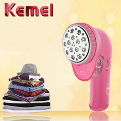 Kemei 677 Fashion Women Electric Epilator Shaver Wool Device Shaving Laser Hair Removal Device Trimmer Lint Remover Fuzz Roller