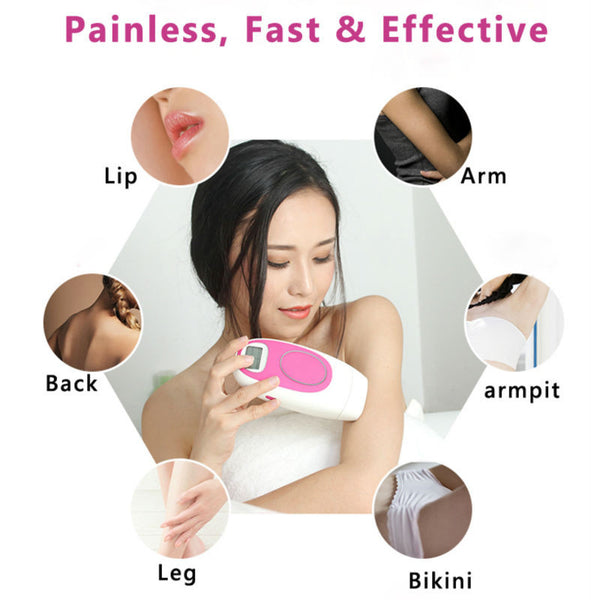300,000 Pulses IPL  depilator electric permanent hair removal ipl epilator hair remover for women femme depiladora laser mujer