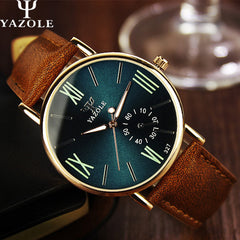 2017 New Top Brand Luxury Famous Clock Fashion Relogio Masculino Quartz-Watch for Men