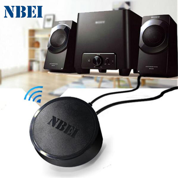 NBEI HiFi Bluetooth Adapter 3.5mm Jack Audio blutooth Receiver Wireless Stereo music Column Car aux Receptor For Rca Subwoofer