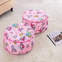 Melody melody foam particles bedside stool stool cartoon children to the bench
