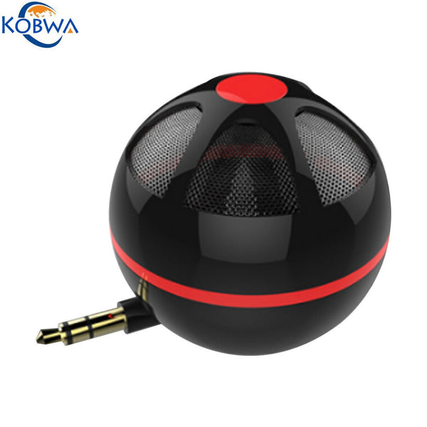 Portable Mini Wired Loudspeaker Box 3.5mm Audio Interface Music Stereo Sound Speakers Cinema Player For Phone Computer