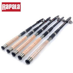 100% Rapala THUNDER STICK Spinning Telescopic Pole Sea Carp Feeder Fishing Rod