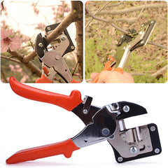 Mayitr Tree Grafting Tools Grafting machine Garden Tools with 1 Blades Secateurs Scissors grafting tool Cutting Pruner