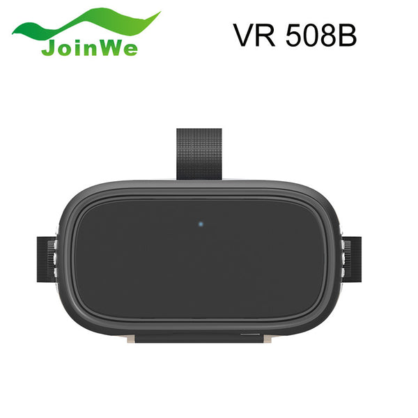 2017 New Brand VR 508B Virtual Reality 3D PC Glasses 1280*720 VR Headset Head Mount Compatible Amazing Free Shipping