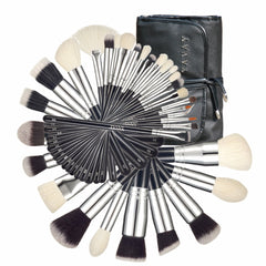 YAVAY 32pcs MASTER EDITION Makeup brush set Soft Taklon Goat Hair Professional Makeup Artist collection Brushes Tool Kit