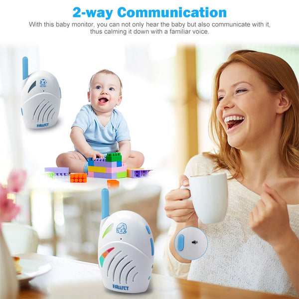 USB Audio Digital Baby Monitors Portable Walkie Talkie electronic babysitter baby intercom baby monitor phone radio nanny
