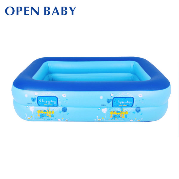 Baby Swimming Pool Eco-friendly PVC Portable Children Bath Tub Kids ...