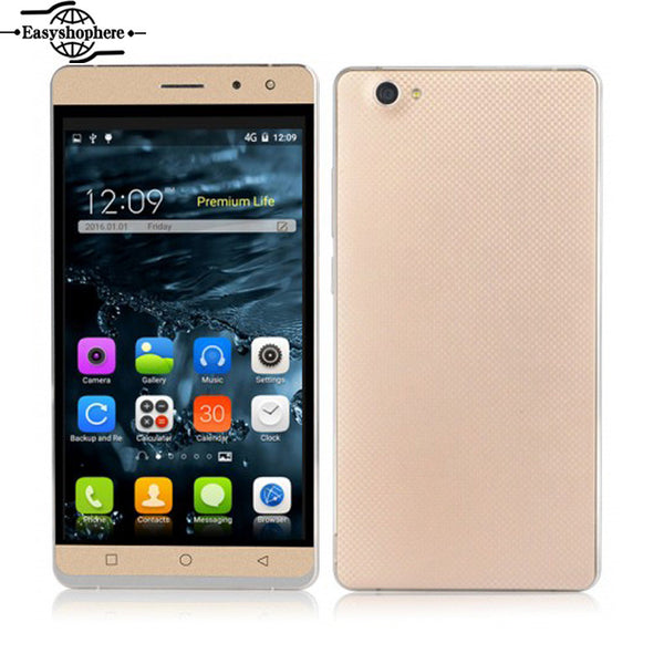 6 Inch JH Summer S3 Smartphone Android 5.1 MTK6580 Quad Core 1.3GHz RAM 1GB ROM 8GB Mobile Phone Unlocked WCDMA 540 X 960 WS