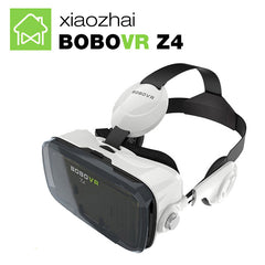 New Amazing Xiaozhai BOBOVR Z4 VR Virtual Reality 3D Glasses 120 Degrees VR Headset 3D Movie Video Game BOBO VR with Headphone Free Shipping