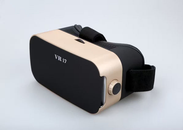 Hot sale Virtual Reality 3D Glasses VR i7 SD/HD version Google Cardboard 2.0 VR Headset Gafas 3D Glasses For 3.5 ~ 6 Smart phone