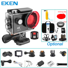 Original EKEN H9 H9R Action camera Ultra HD 4K 25fps H9R WiFi Sport Camera 2.0