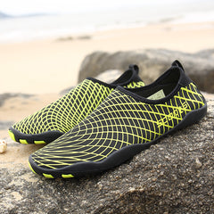 Outdoor Water Shoes Aqua Shoes Summer Breathable Fast drying Swimming Beach Slip-on Unisex Light Weight Lovers Wading Sneaker