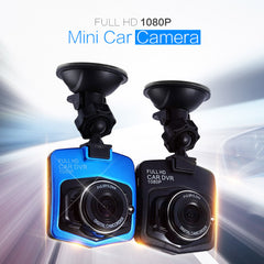 100% Original Mini Car DVR Camera GT300 Full HD 1080P Recorder Dashcam Video Registrator DVRs G-Sensor Night Vision Dash Cam