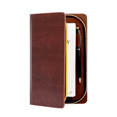 Business Spiral Lizard Leather Notebook 2016 Thick Travel Notepad Agenda Organizer Daily Memos with Zipper 48K Stationery
