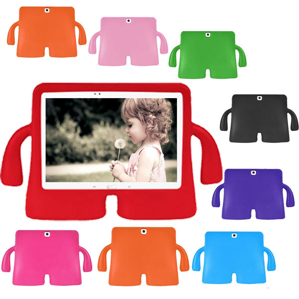 8 Color Little Popular Giant Series Cover Case Protect for Samsung for Galaxy Tab 3 universal for 10.1 inch Kid e-Book Tablet PC