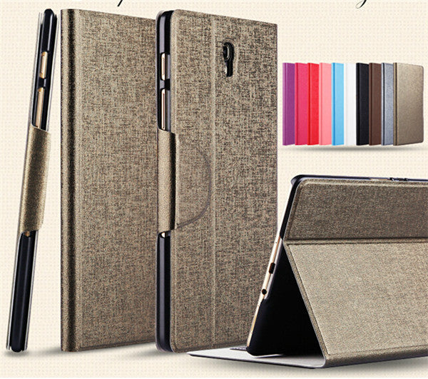 Luxury New Ultra thin magnet Smart PU leather Case cover for Samsung Galaxy Tab S 8.4 T700 T705 sm-t700 tablet case