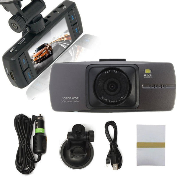 2015 High Quality 2.7 inch 1080P Shakeproof HD Vehicle Video Camera Car Full HD Video DVR Recorder HDMI G-sensor Dash Camera