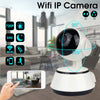 Wireless Baby Monitor WiFi 720P HD IP Camera Security Baby Cameras For Home Two-Way Talk Audio Record Camera Radio Nanny