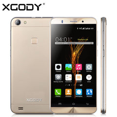 XGODY X15 5.0 inch Android 5.1 3G Smartphone Unlocked MTK6580 Quad Core 1GB ROM + 8GB RAM 2.0MP/8.0MP Dual SIM Mobile Phone