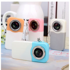 12PCS Cute camera pen favor kids birthday party supply baby shower favors girl boy souvenirs back to school