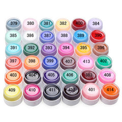 New Hot Sail Pure Colors Women's Gel Nail Polish UV Nail Art DIY D for Nail Manicure 36 Color