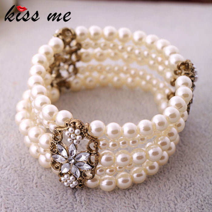 Full Drilled Grey Color Baroque Pearl Beads 9-10mm Women Diy Pearl Necklace/bracelet Loose Pearl Accessory 50pcs/lot Crease-Resistance Jewelry & Accessories Beads & Jewelry Making