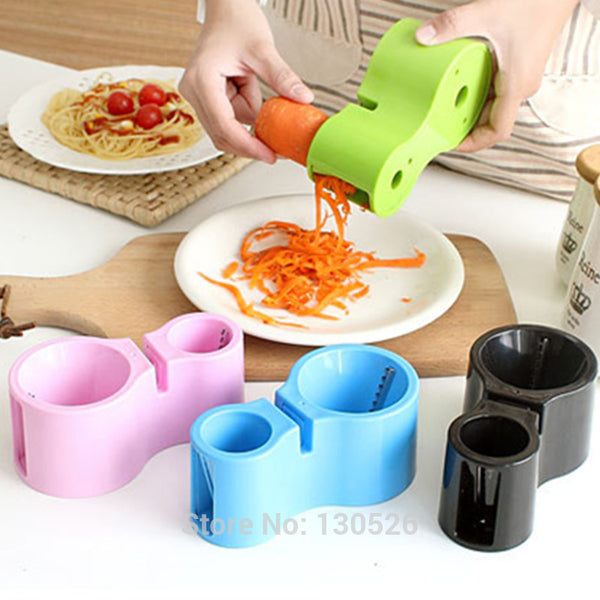 New Best Practical Kitchen Tools Gadgets Helper Vegetable Fruit Peeler Top Parer Julienne Cutter Slicer Color Random Accessories
