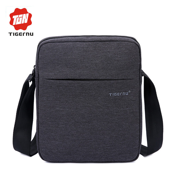 Tigernu 2016 Autumn New Arrival Men Messenger Bag High Quality Waterproof Shoulder Bag For Women Business Travel Crossbody Bag