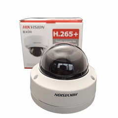 Hikvision 8MP IP Camera DS-2CD2185FWD-I Network Dome Camera H.265 High Resolution CCTV Camera with SD Card Slot IP67