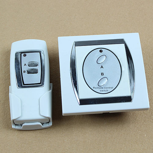 New 2-Channel Digital Wireless Remote Control Switch Power Hot Sale