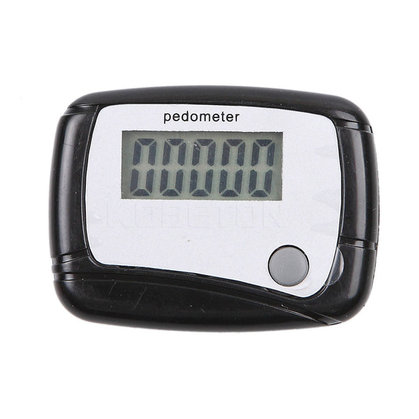 New Running Jogging LCD Step Counter Calorie Distance Mini Pedometer Hot Sale
