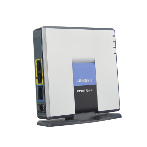 Fast Shipping! UNLOCKED LINKSYS SPA3000 SPA 3000 VOIP FXS VoIP Phone Adapter Brand New AU US EU UK Plug