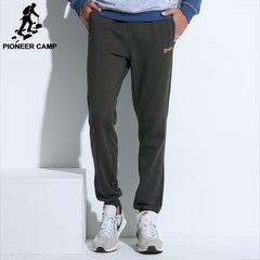 2017 New Brand Pioneer Camp Joggers Clothing Casual Pants for Men Sweatpants Army Trousers in Dark Blue Green Grey Free Shipping