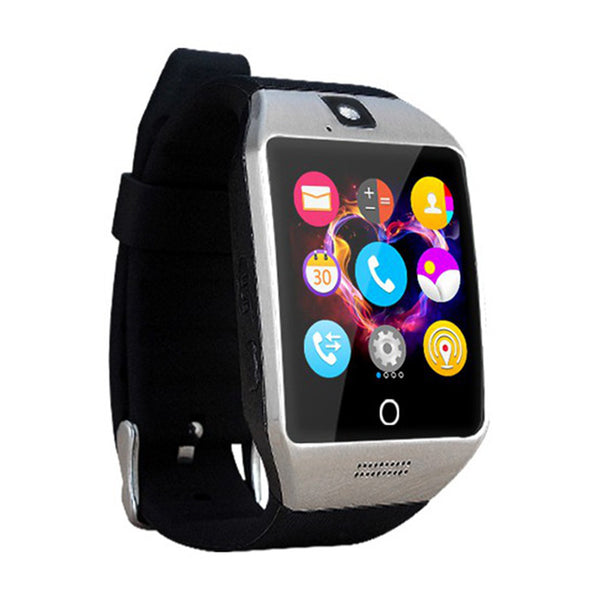 New Fashion Q18 Updated Original Q18S Support Smartwatch Multifonction Bluetooth Smart Watches for Android Phones